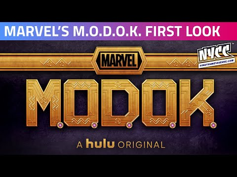 Marvel's M.O.D.O.K. Cast Reveals First Look At Hulu's New Animated Series
