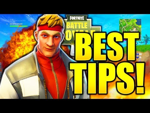 HOW TO WIN EVERY FIGHT FORTNITE TIPS SEASON 6! HOW TO GET BETTER AT FORTNITE PRO TIPS!