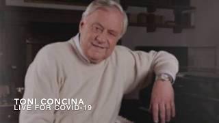 TONI Concina Live for Covid19
