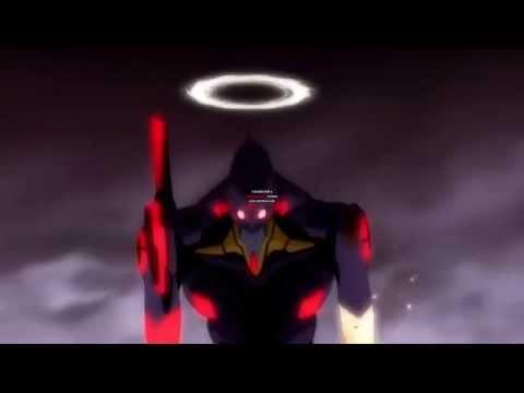 Evangelion AMV [Breaking Benjamin- Evil Angel]
