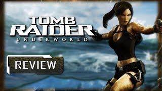 Tomb Raider Underworld Review