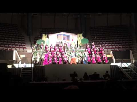 ACU Alpha Kai Omega Sing Song 2017  Witches and Cauldrons and Spells, Oh My!
