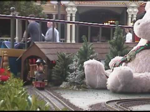Carolwood Pacific Railroad At Walt Disney World Youtube