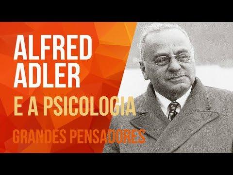 ALFRED ADLER - PSICOLOGIA INDIVIDUAL  |  SÉRIE GRANDES PENSADORES