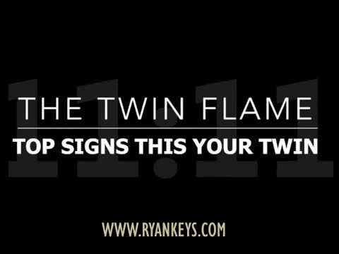 TWIN FLAME 101 : TOP SIGNS THIS IS YOUR TWIN