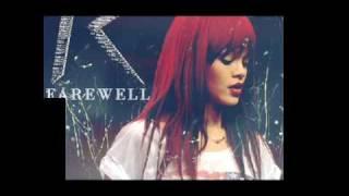Rihanna - Farewell (Talk That Talk Album) Lyrics On Screen