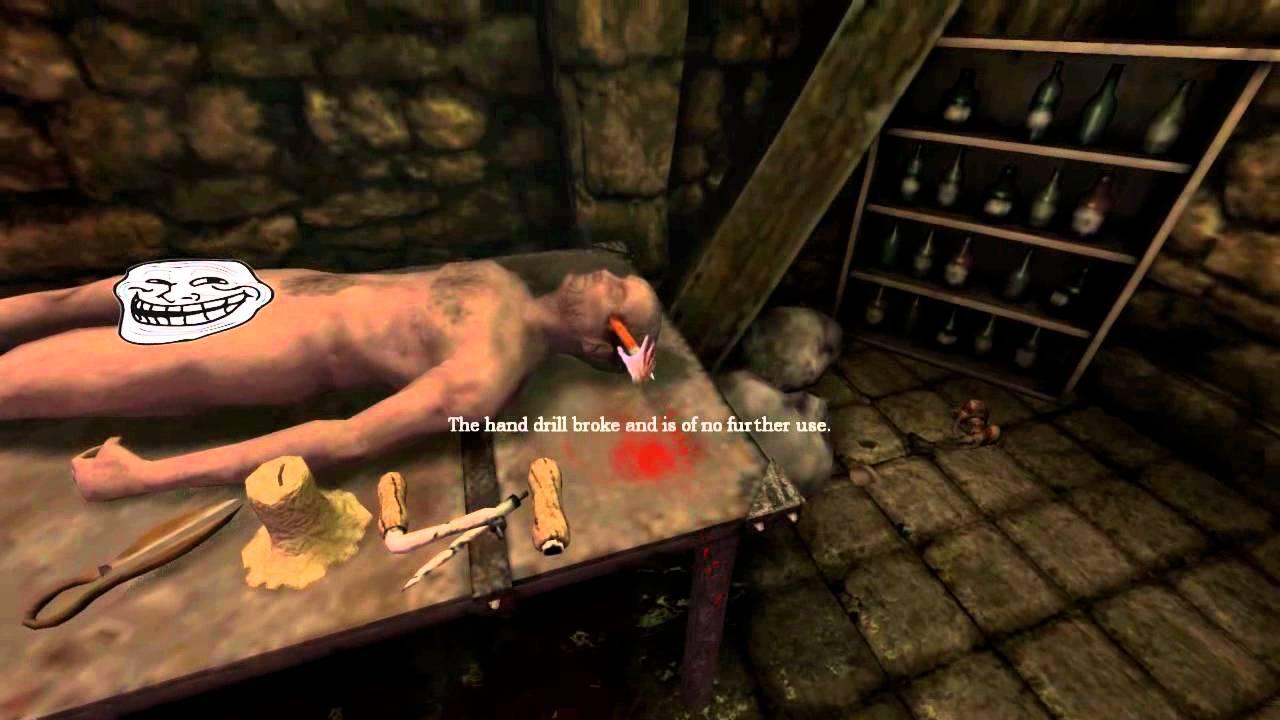 Naked news man version
