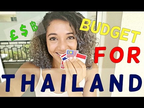 HOW EXPENSIVE IS BACKPACKING IN THAILAND? 2016-2017