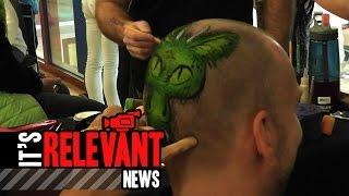 over 100 go Bald for TeamBrent in Westport