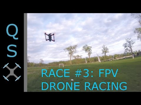 Monday Night Flight Race #3 NP Dodge Park Omaha, NE Prowler FPV