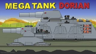 """Bigger than Dora"" Cartoons about tanks"