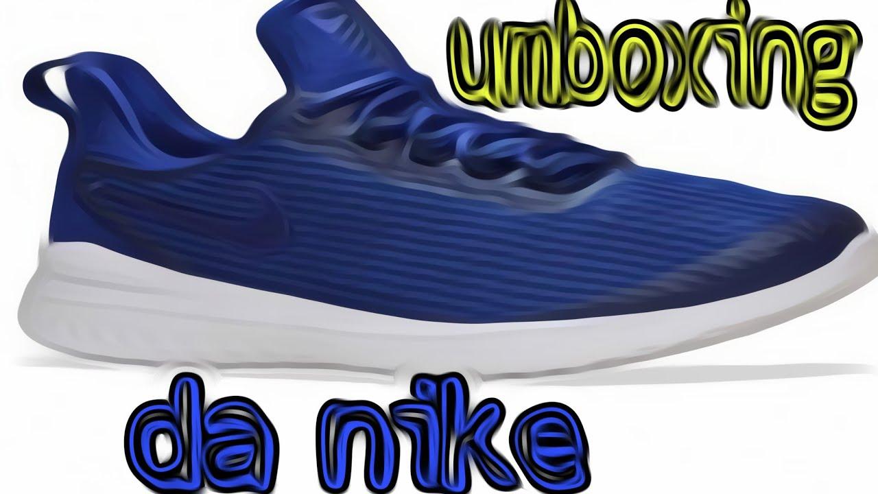 Nike Renew Rival : Umboxing