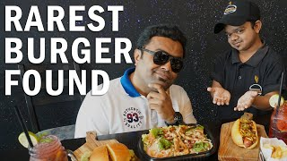 Did we just find the Rarest Burger in Doha, Qatar?