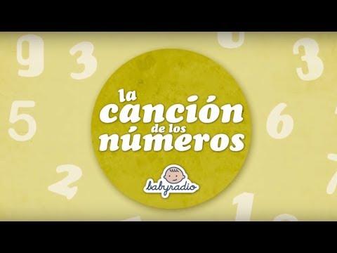 Aprende los números - Canción infantil