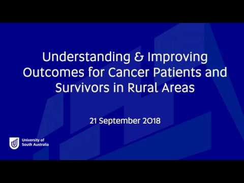 Understanding & Improving Outcomes for Cancer Patients and Survivors in Rural Areas