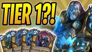 EXODIA PALADIN IS TIER 1?! | OTK PALADIN | Rastakhan