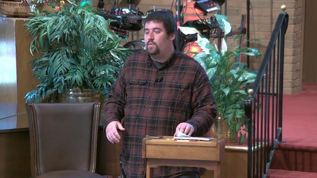 Grove Groups Adult Sunday School Lesson @ OGBC (Nov. 22, 2020)