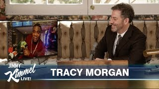 Tracy Morgan on the Quarantine & Social Distancing