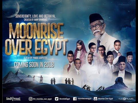 Official Teaser Film Moonrise Over Egypt