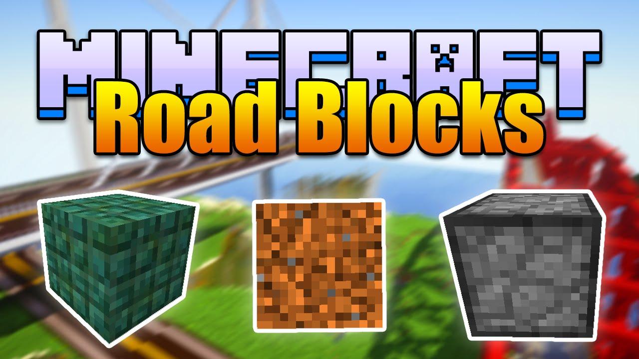 1.4.7 Exanadu's Mods - Roads v2.0 Minecraft Mod