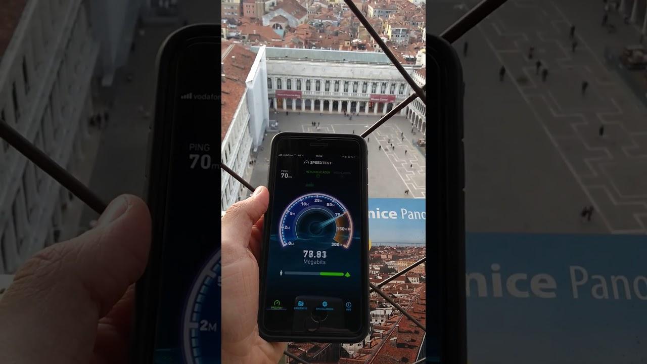 Speedtest Plus Vodafone
