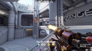 Unreal Tournament Gameplay (2017) HD 60 FPS