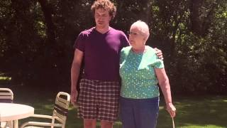 James Vs Games Punishment - Grandma Spank's James
