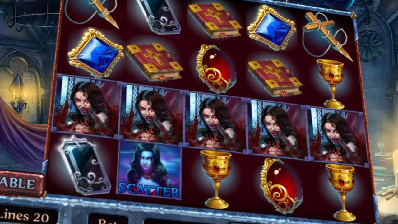 Vampire Slot Machines