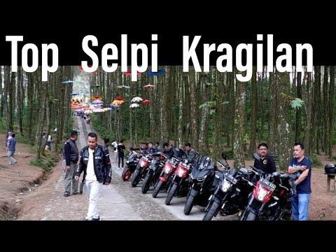 Top Selfie Hutan Pinus Kragilan Magelang Jawa Tengah, Touringers Kudus