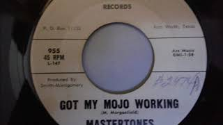 Mastertones - Oh! Baby / Got My Mojo Working - Le Cam 955 - 1963