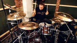 Tenacious D - Tribute (drum cover)