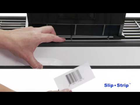 Slip Strip & Open Edge Label Holders