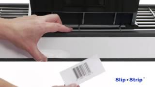 Slip Strip & Open Edge Label Holders