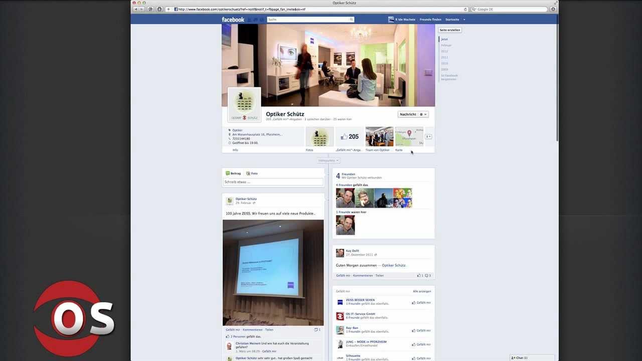 Facebook Timeline Freunde Zur Eigenen Seite Einladen Youtube