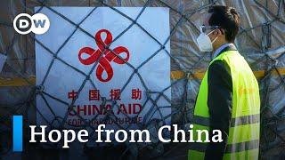 Coronavirus: China on the mend helps world heal