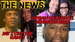 Jay Z Setting Up Roc Nation For Retirement Jim Jones Shocked, Russell Simmons vs Oprah vs 50 Cent,