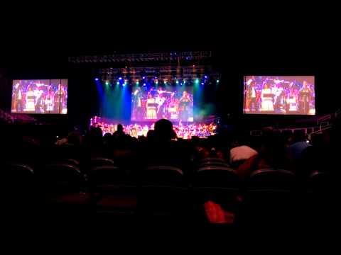 keeravani + Kaatril enthan geetam - Ilayaraaja San Jose Concert