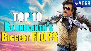 Top 10 : Rajinikanth