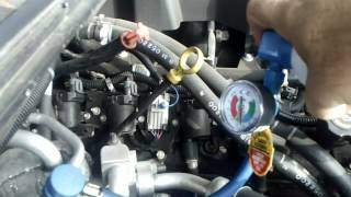 Recharging the A/C in a 2000 Chevy Suburban: Part 2