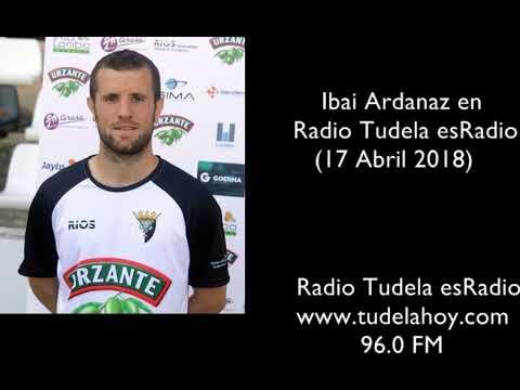 Entrevista a Ibai Ardanaz en Radio Tudela esRadio (17/04/18)