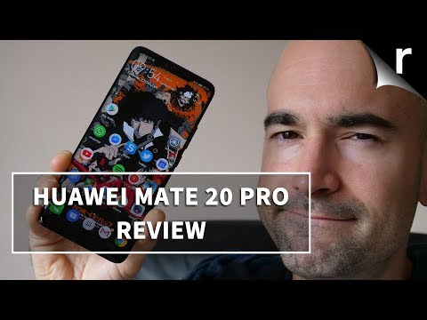 Huawei Mate 20 Pro Review | Absolute unit