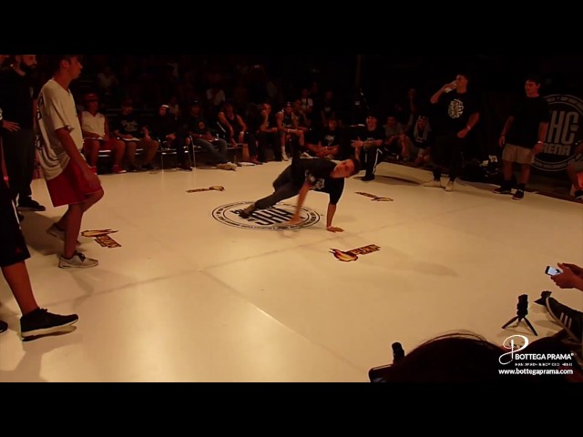 Arcopom Crew vs Lokomotiv Rockerz @Hip Hop Connection 2017