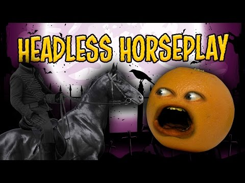 Annoying Orange – Headless Horseplay (ft. Black Nerd & Kevin Brueck)