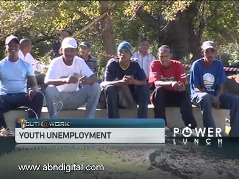 unemployment in south africa thesis