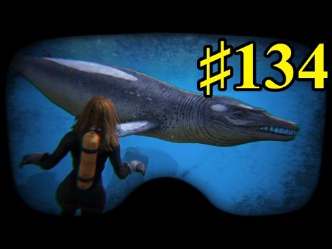 【公式PVE】雄大で壮大!クジラの祖バシロサウルス生態調査!【ARK Survival Evolved実況】【S2part134】