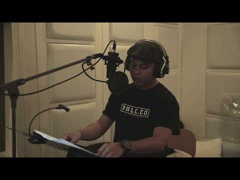 Hafiz Suip - Kejar Studio Recording [BTS]