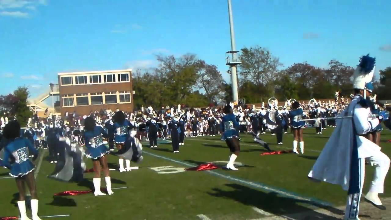 Hampton Homecoming 2010- Ebony Fire, Silky and Dance Mix