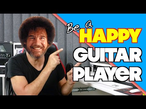 How to Enjoy Playing Guitar More!