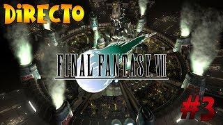 Final fantasy VII - PS1 - Explorando el mapa - Junon - El desfile - Yuffie - Directo #3