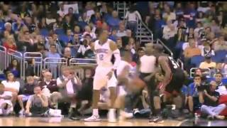 the best nba pre season dunks part 2 2011 2012 blake griffin kevin durant dwight howard more